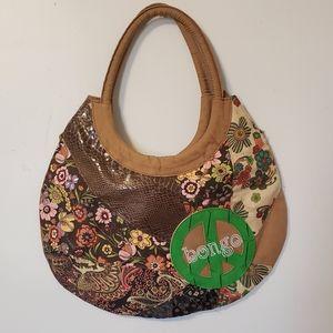 Bongo Purse - Hippie Patchwork Summer Girls Bag